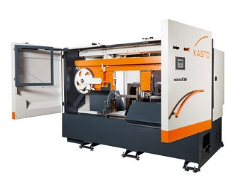 Kasto's new KASTOwin  bandsaw is a win-win on both price and performance
